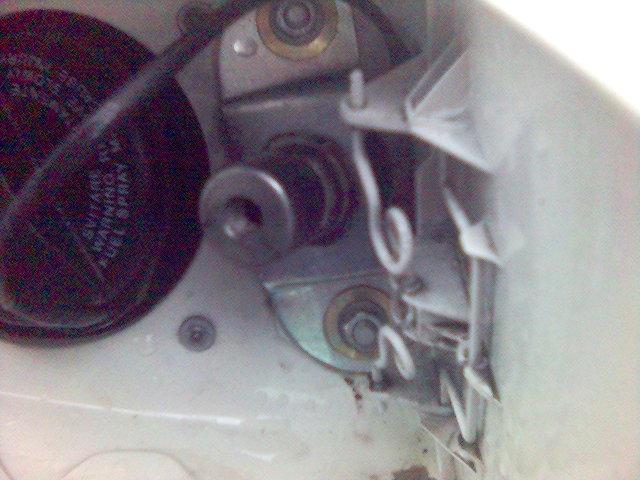 valvola di carico bocchettone fiat punto natural power metano